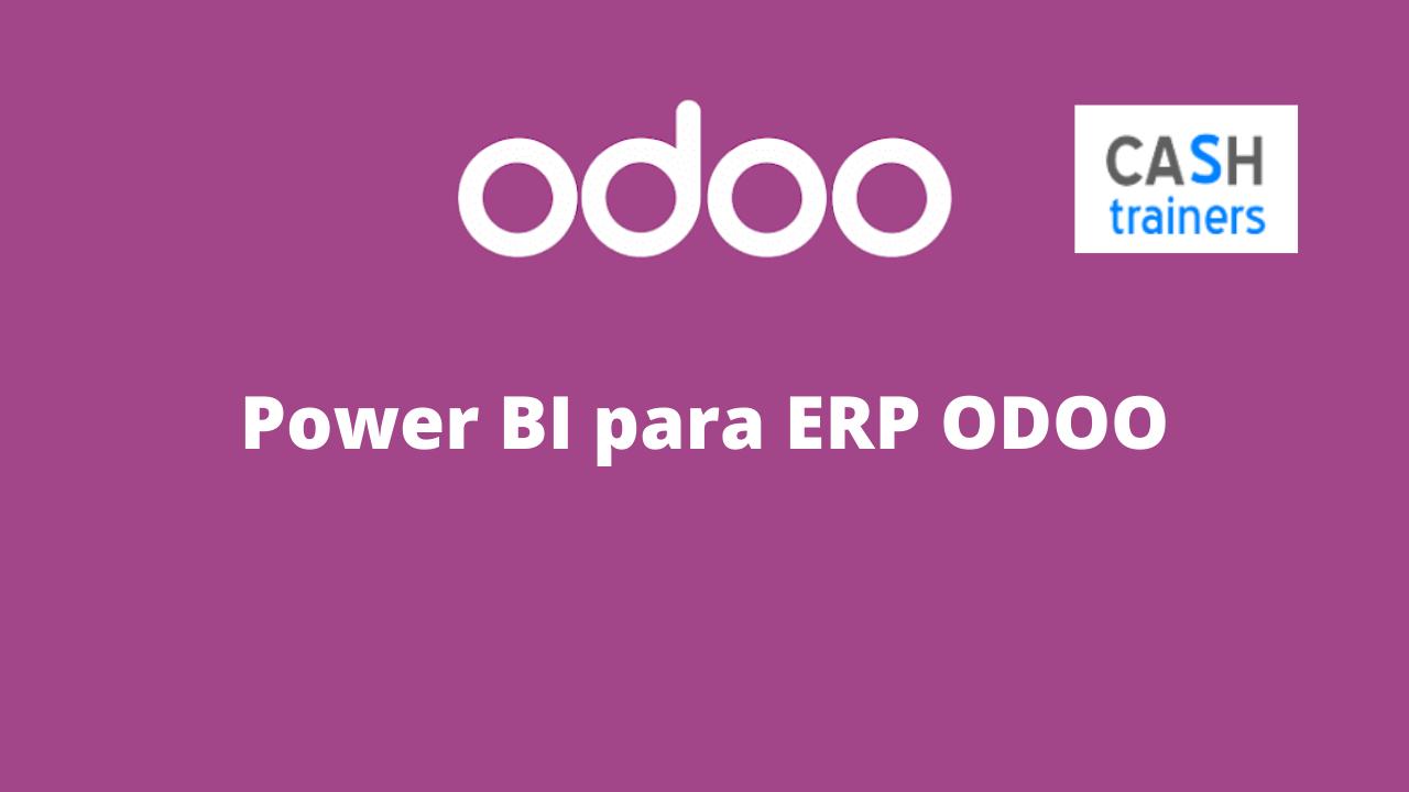 Power BI para ERP odoo