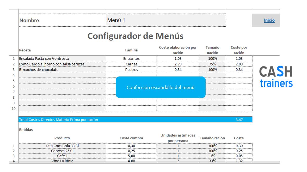confección-menús-gastronómicos-eventos-y-catering-plantilla-excel