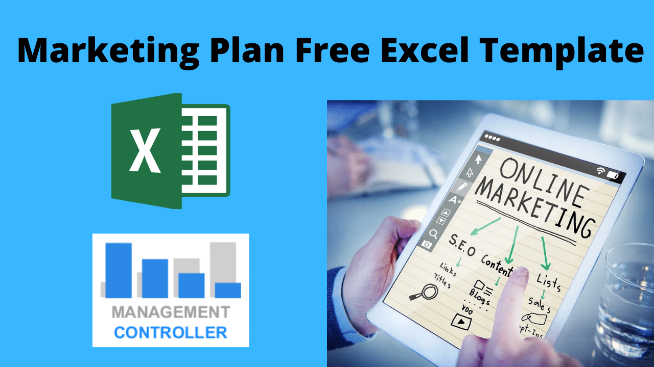 Marketing Plan Free Excel Template