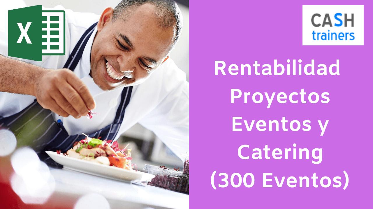 Planificación y control rentabilidad eventos