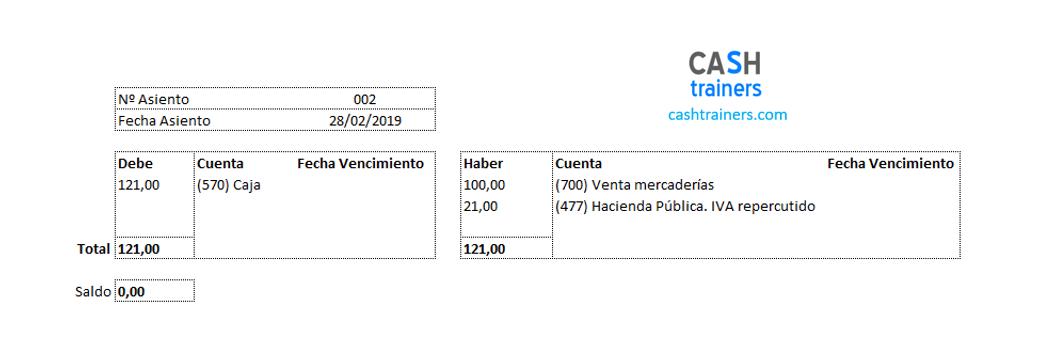 asiento-contable-cobro-al-contado