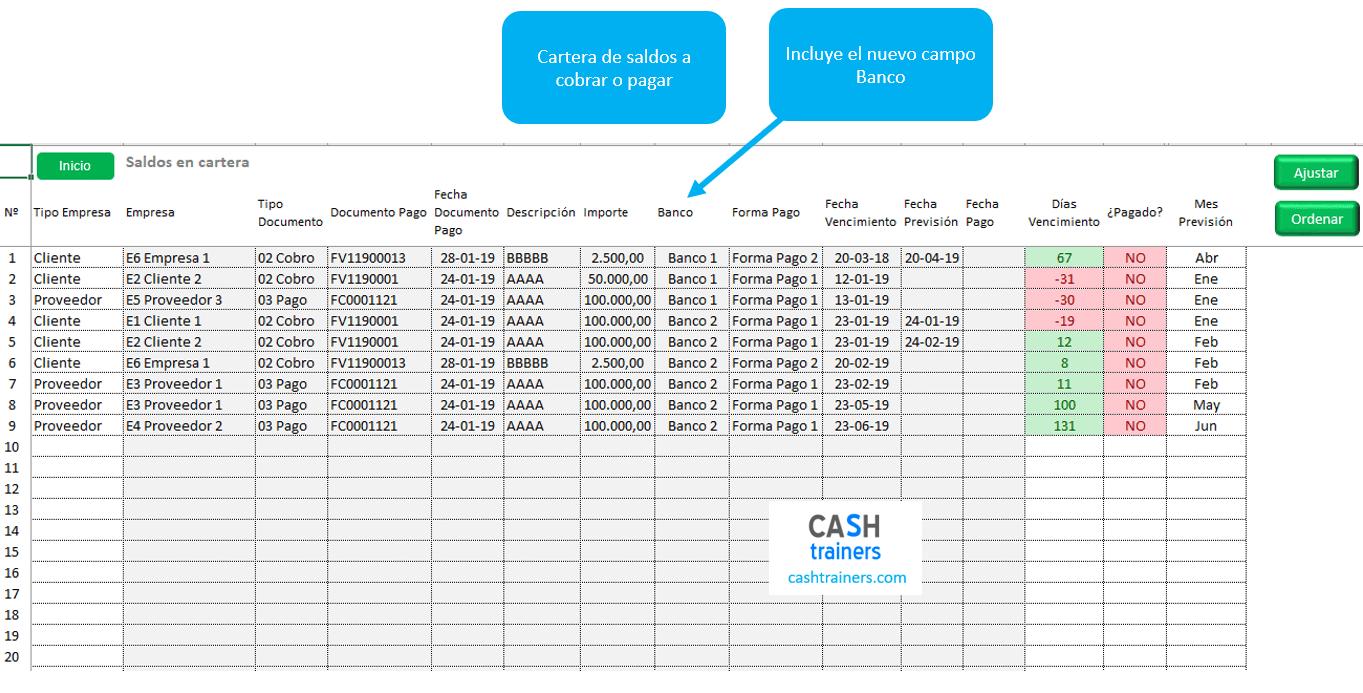 Tabla-saldos-en-cartera-previsiones-tesorería-plantilla-Excel