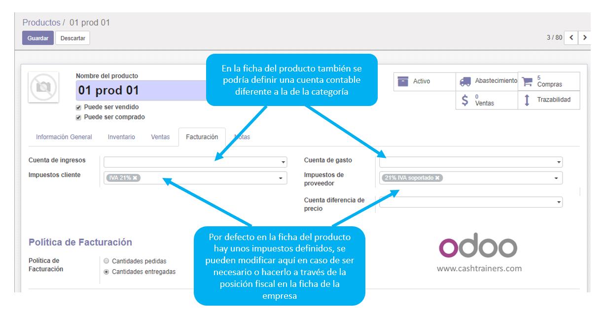 asignación-cuenta-contable-e-impuestos-por-productos-ERP-ODOO