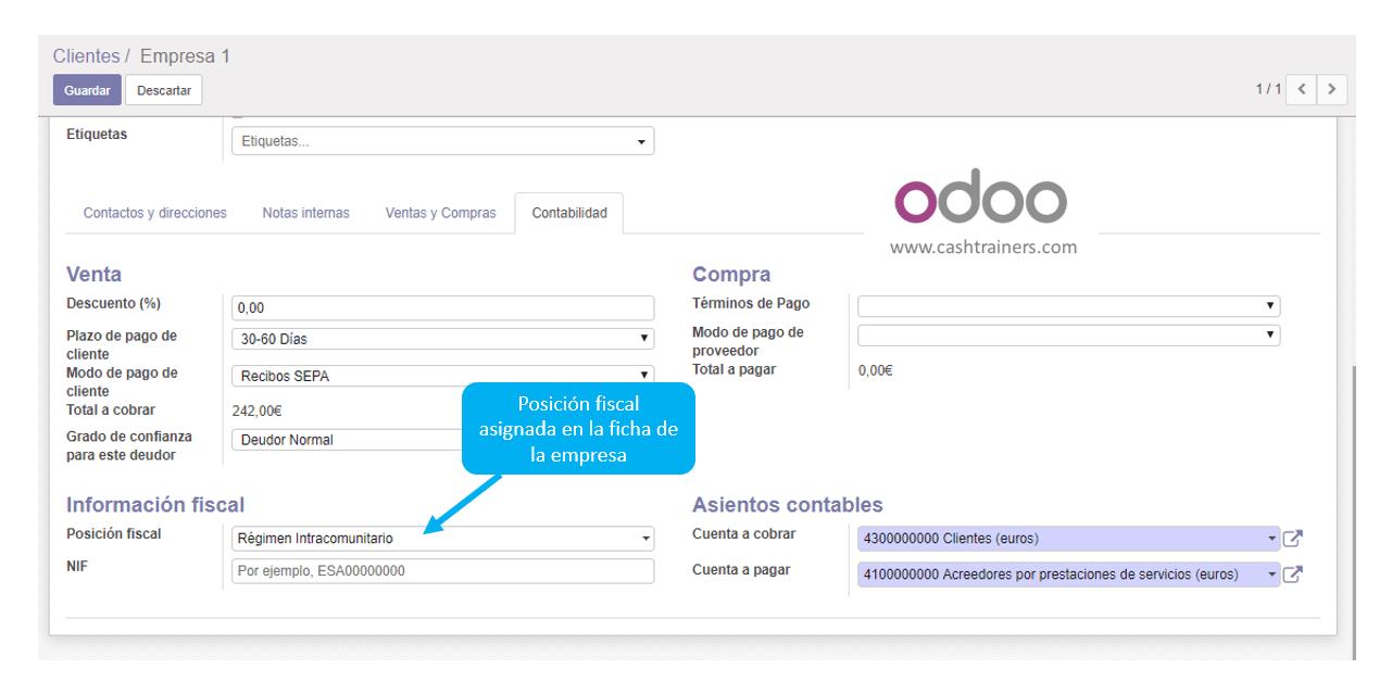 posición-fiscal-ficha-empresa-ERP-ODOO