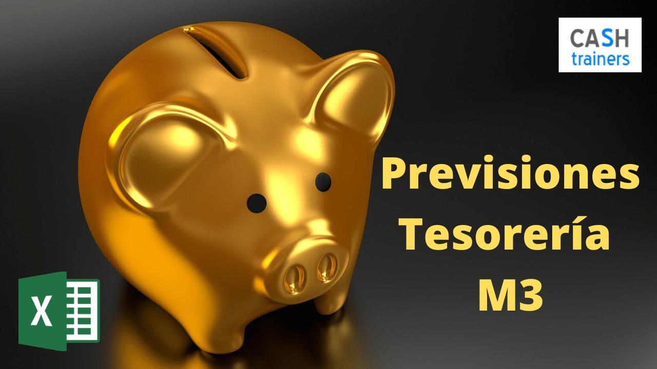 Previsiones Tesorería Excel