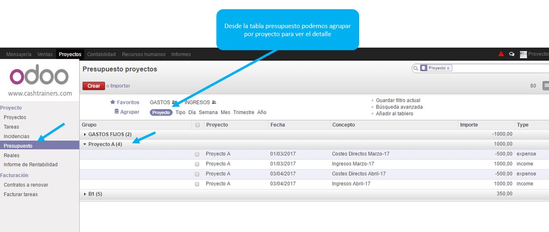 control-detalle-presupuesto-proyectos-ERP-ODOO