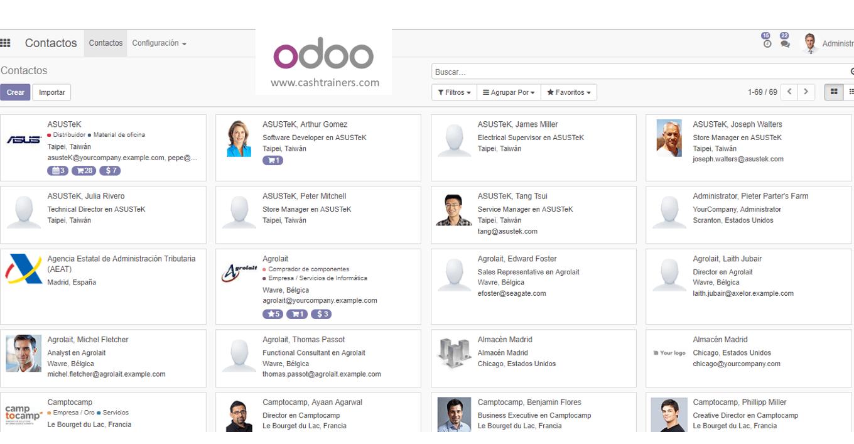 gestión-contactos-CRM-ODOO