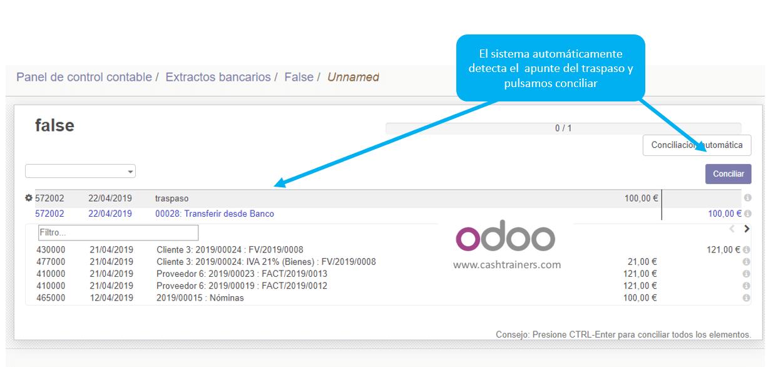 conciliación-cuenta-destino-traspaso-entre-cuentas-ERP-ODOO