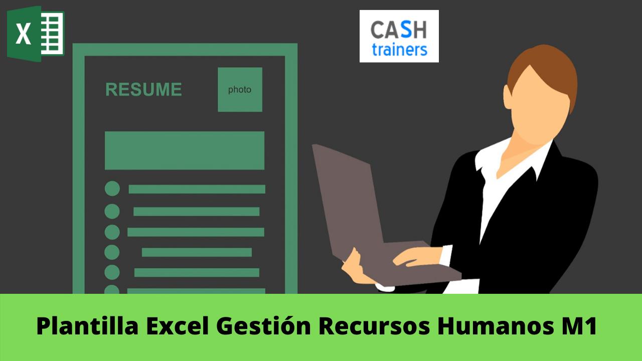Plantilla Excel Gestión Recursos Humanos