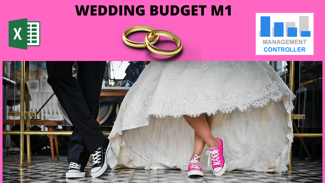 Wedding Budget Control M1 Free Excel Template