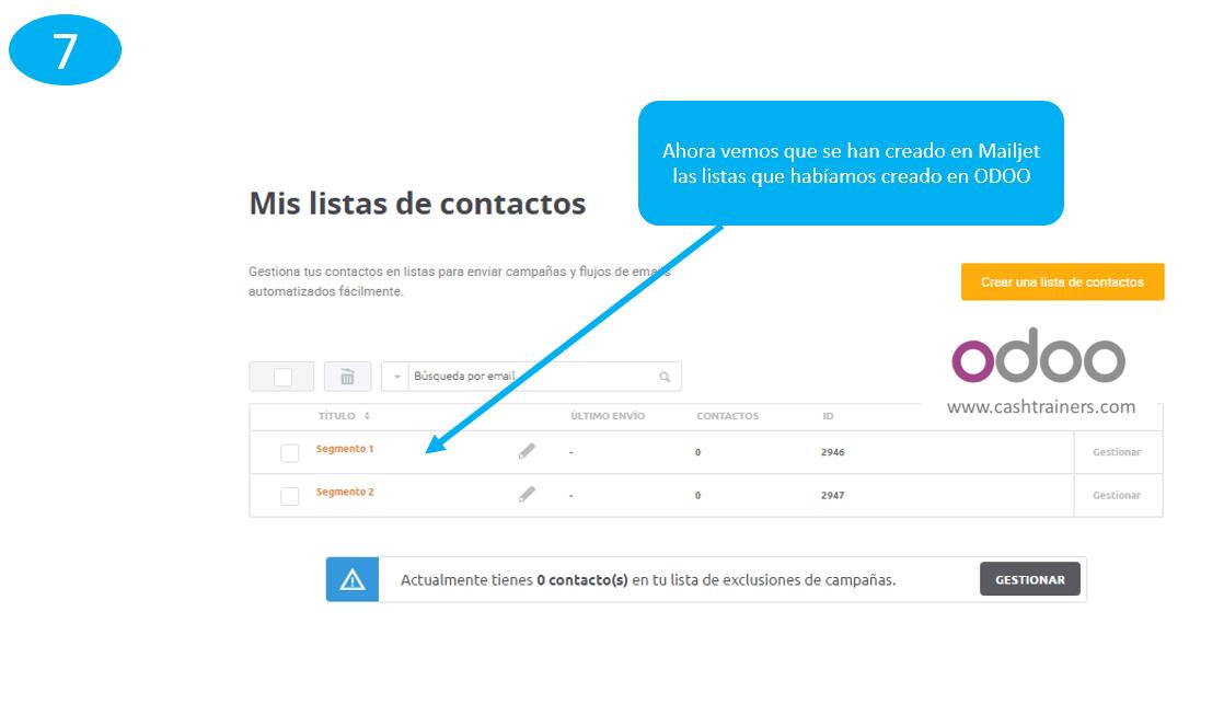 las-listas-creadas-desde-ERP-ODOO-se-muestran-en-mailjet