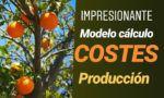 modelo cálculo costes producción