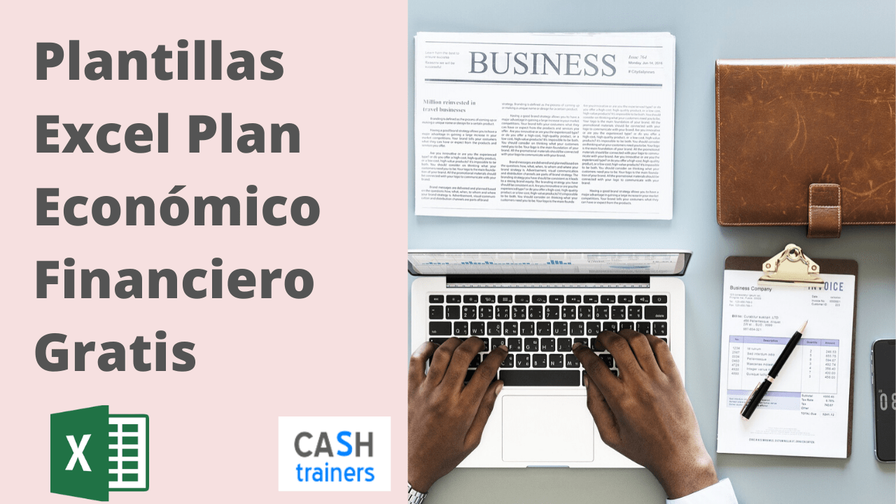Plantillas Excel Plan Económico Financiero