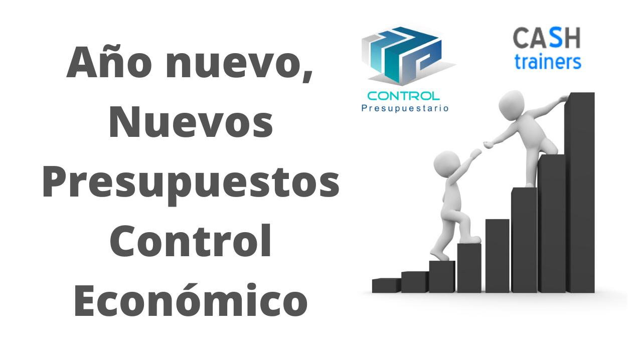 Nuevos presupuestos control económico