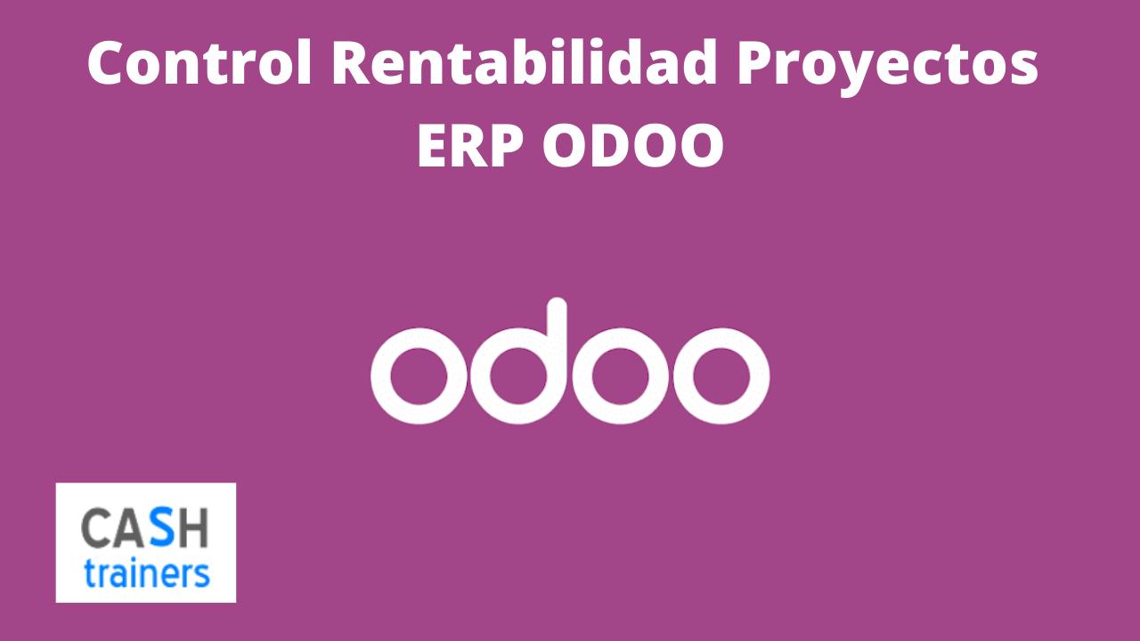 Control Rentabilidad Proyectos ERP ODOO