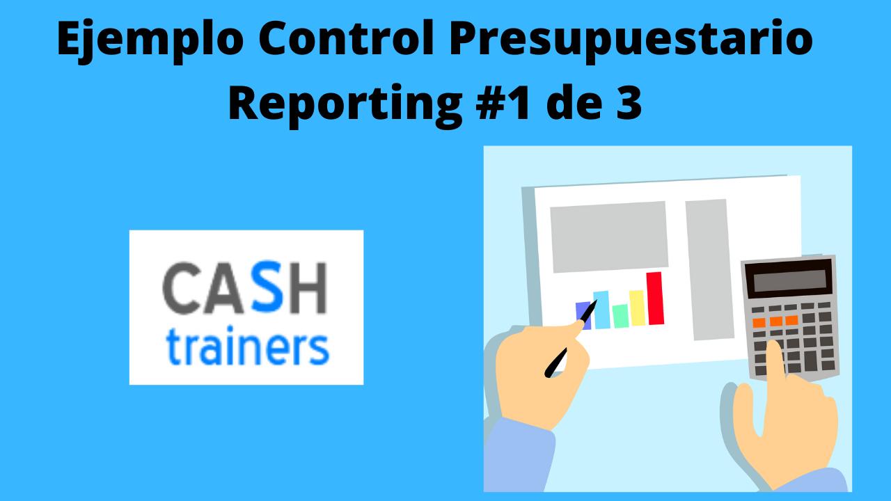 Ejemplo Control Presupuestario Reporting 1