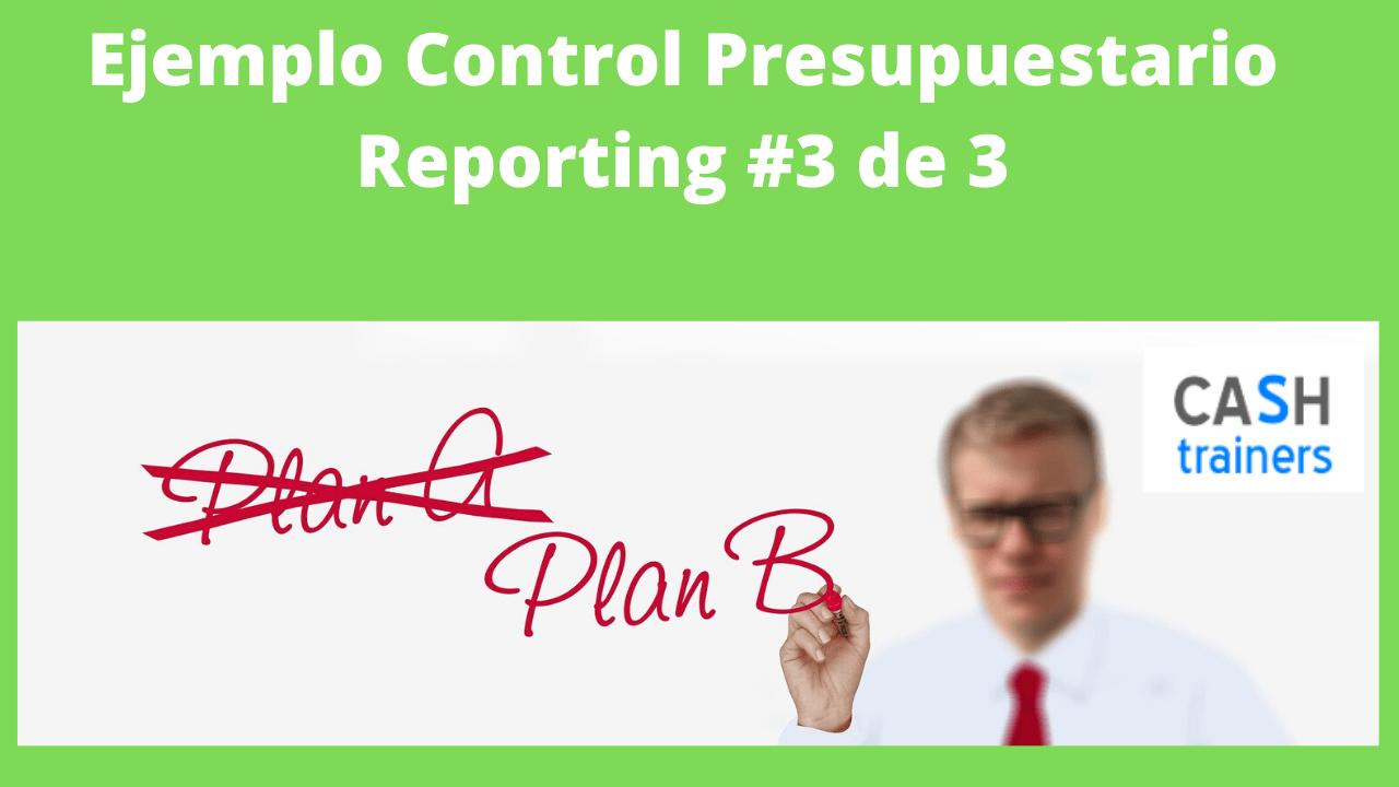 Ejemplo Control Presupuestario