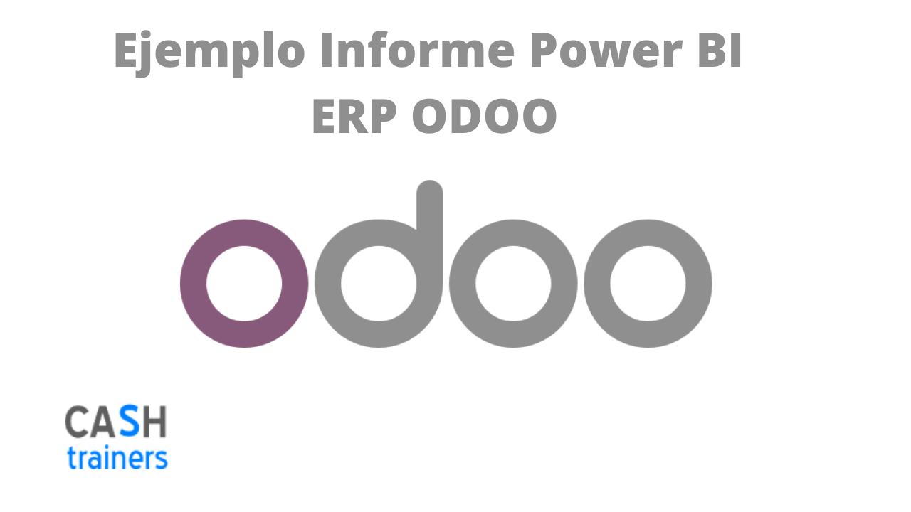 Ejemplo Informe Power BI ERP ODOO