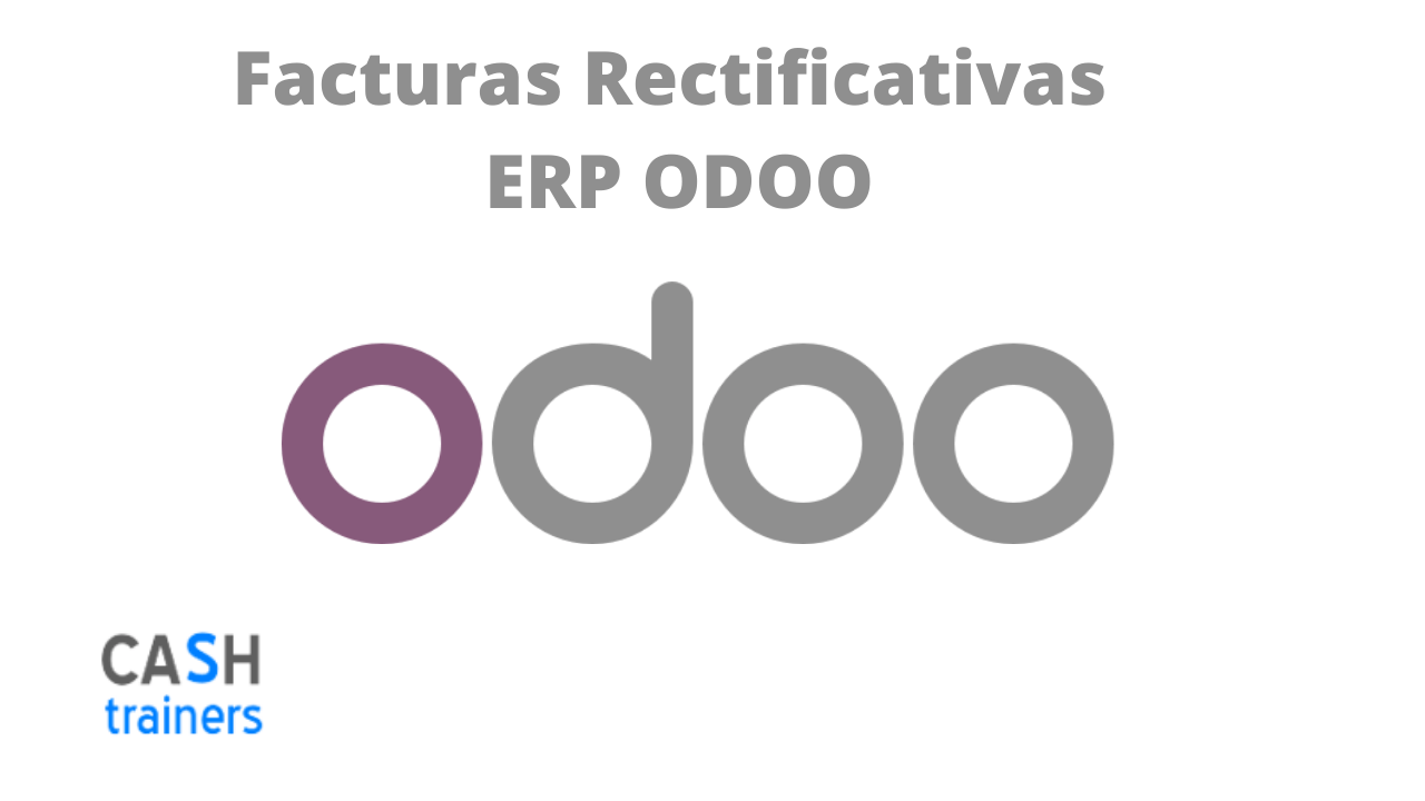 Facturas Rectificativas ERP ODOO