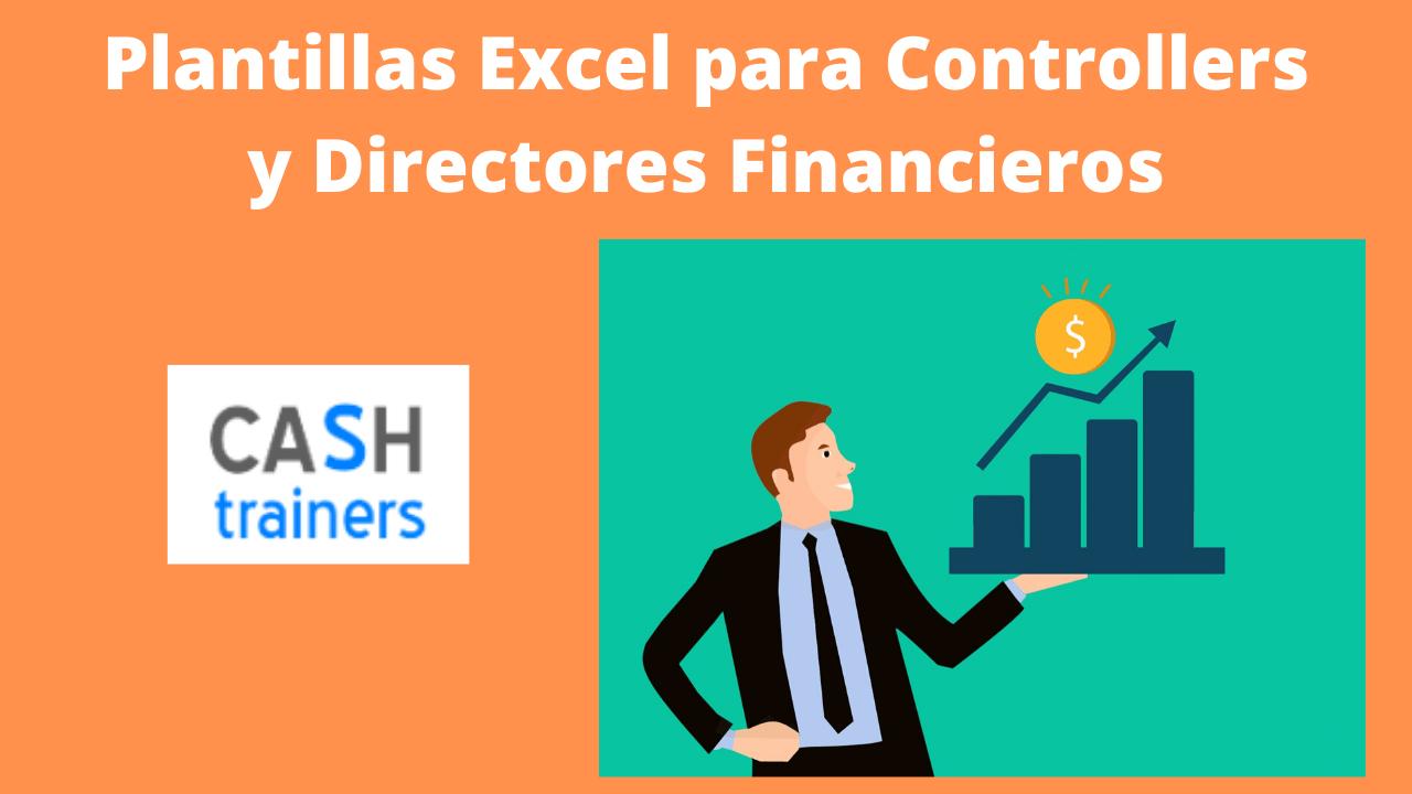 Plantillas Excel para Controllers y Directores Financieros