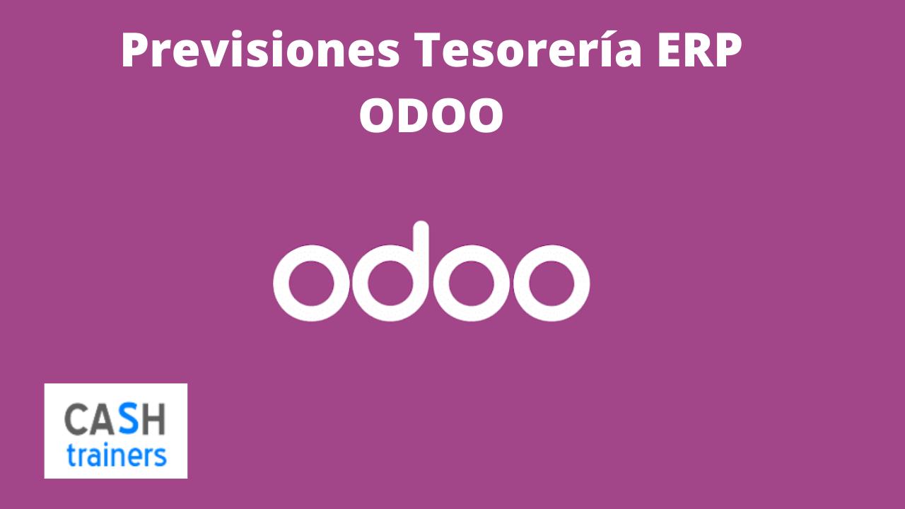 Previsiones Tesorería ERP ODOO