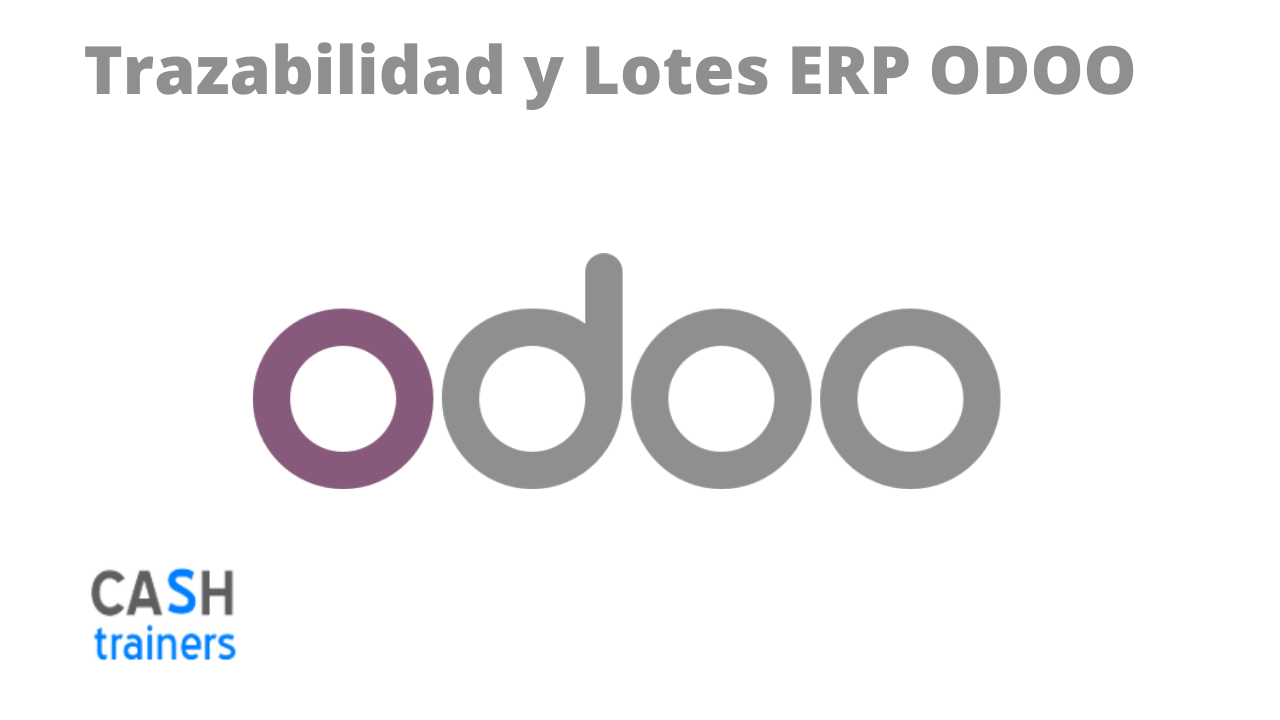 Trazabilidad y Lotes ERP ODOO