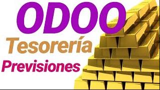 PREVISIONES TESORERÍA Vencimientos a cobrar y a pagar ERP ODOO
