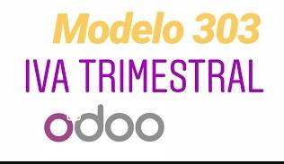 MODELO 303 IVA Trimestral V11 ERP ODOO