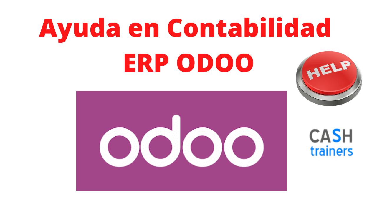 Ayuda en Contabilidad ERP ODOO