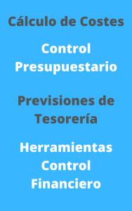 Servicios Control Financiero Dani Granero
