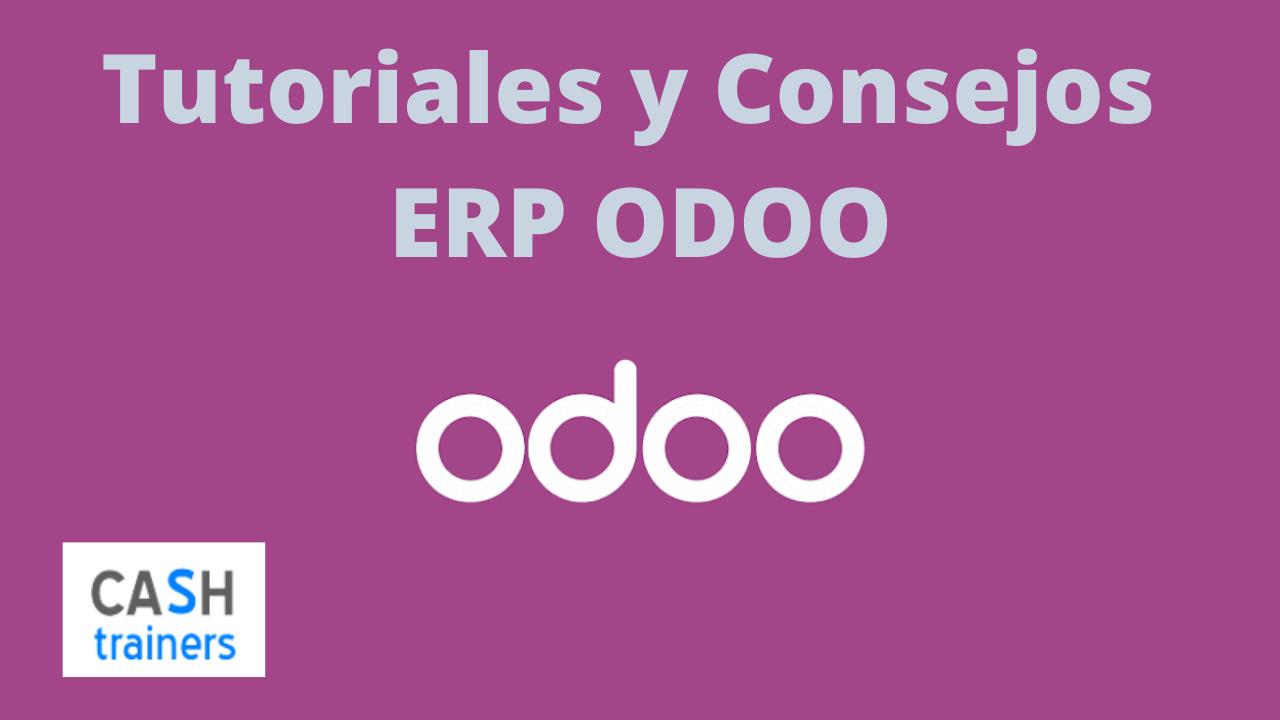 Tutoriales y Consejos ERP ODOO