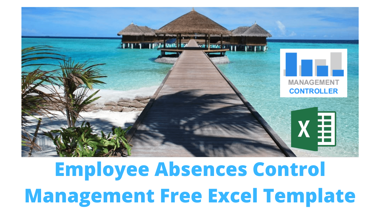 Employee Absences Control Management Free Excel Template