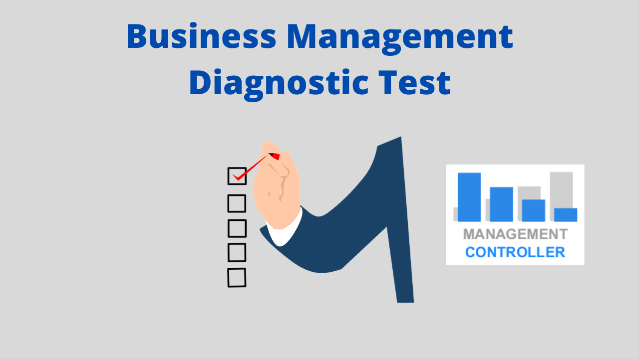 Business Management Diagnostic Test
