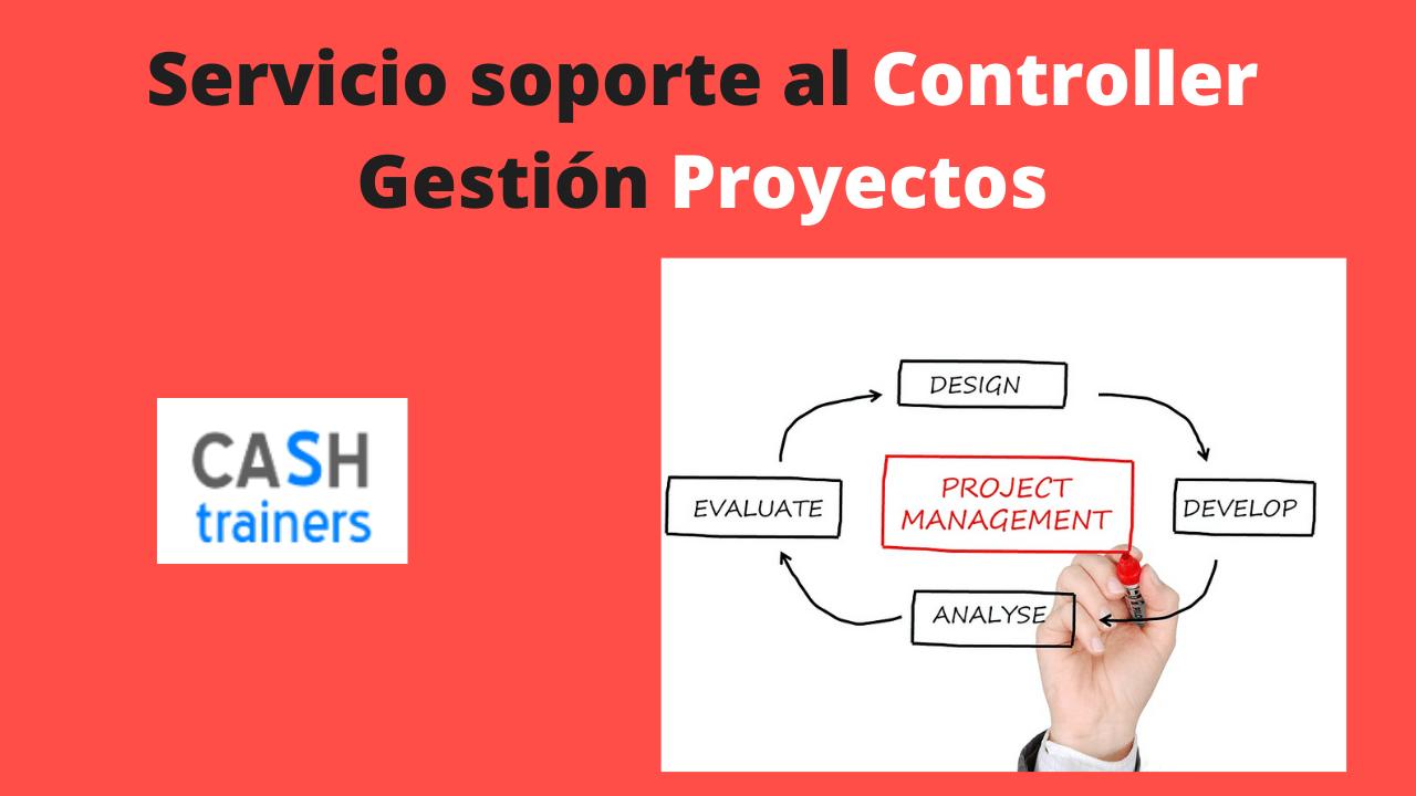 Servicio soporte al Controller Gestión Proyectos