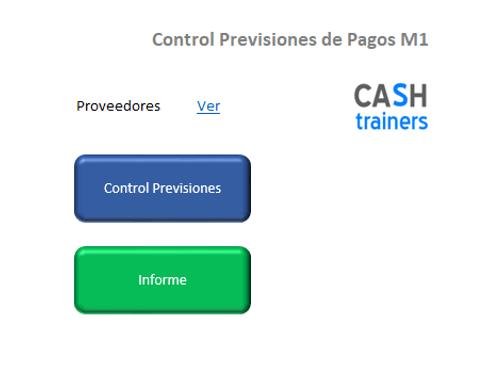 Control Previsiones de Pagos con Excel GRATIS
