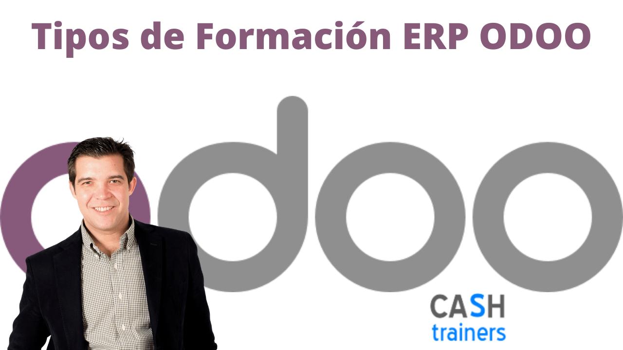 Tipos de Formación ERP ODOO