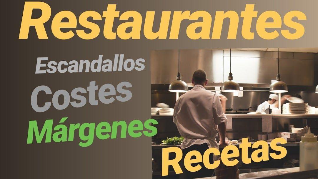 restaurantes costes y márgenes