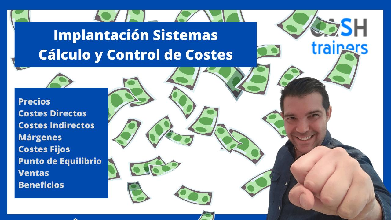Cálculo y Control de Costes