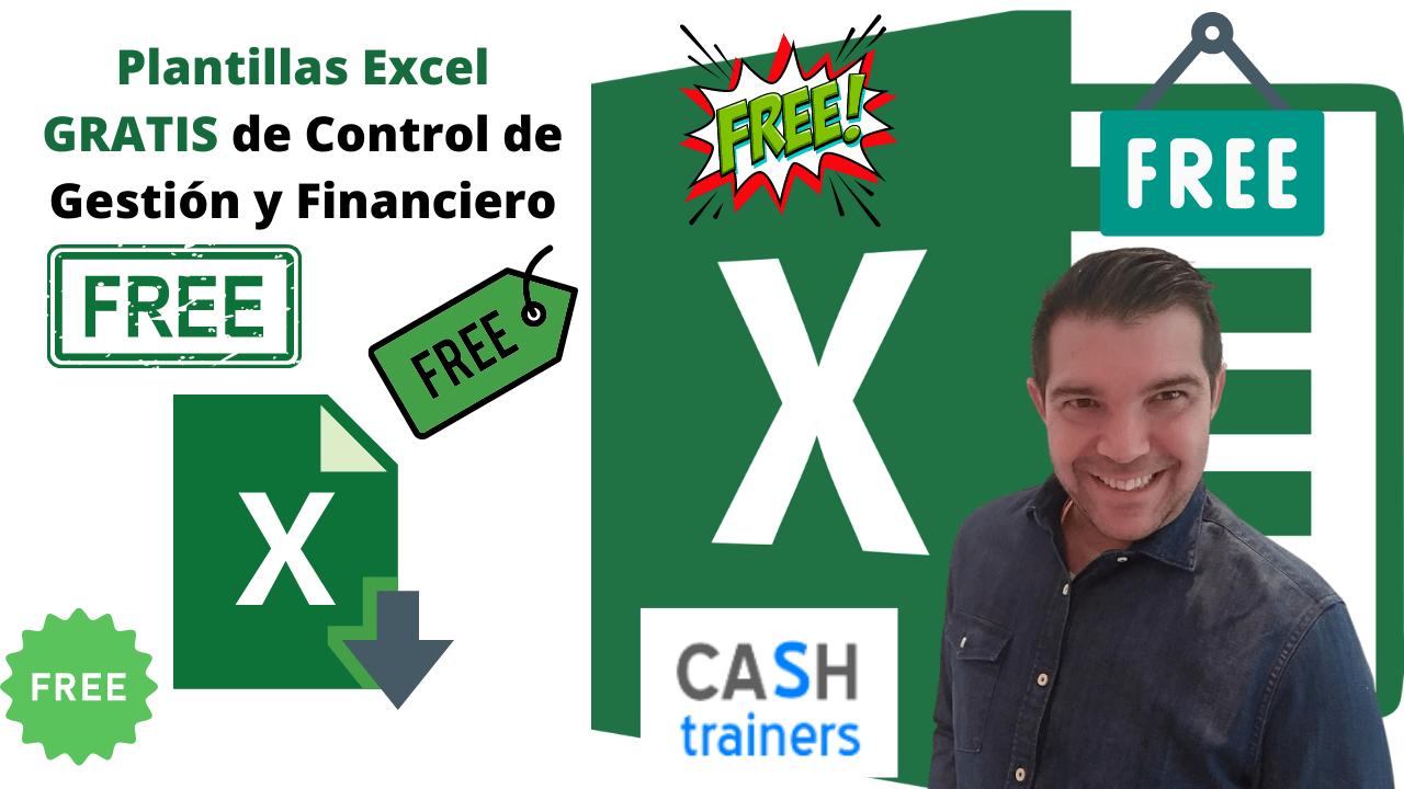 Plantillas Excel GRATIS de Control de Gestión y Financiero
