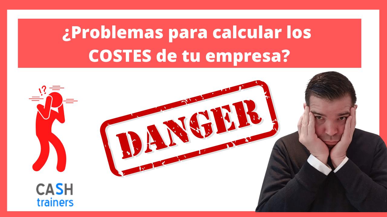 Problemas calcular costes