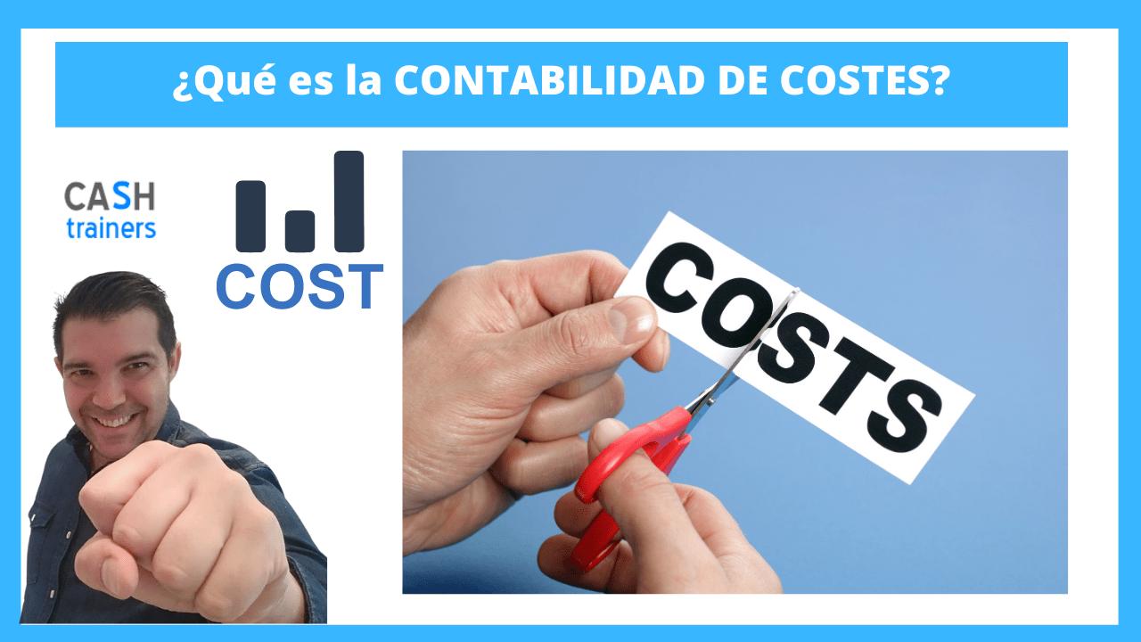 Qué es la contabilidad de costes