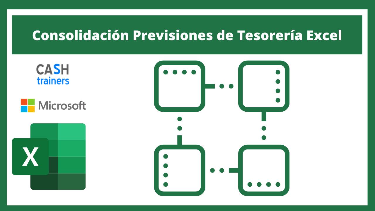 Consolidación Previsiones de Tesorería Excel