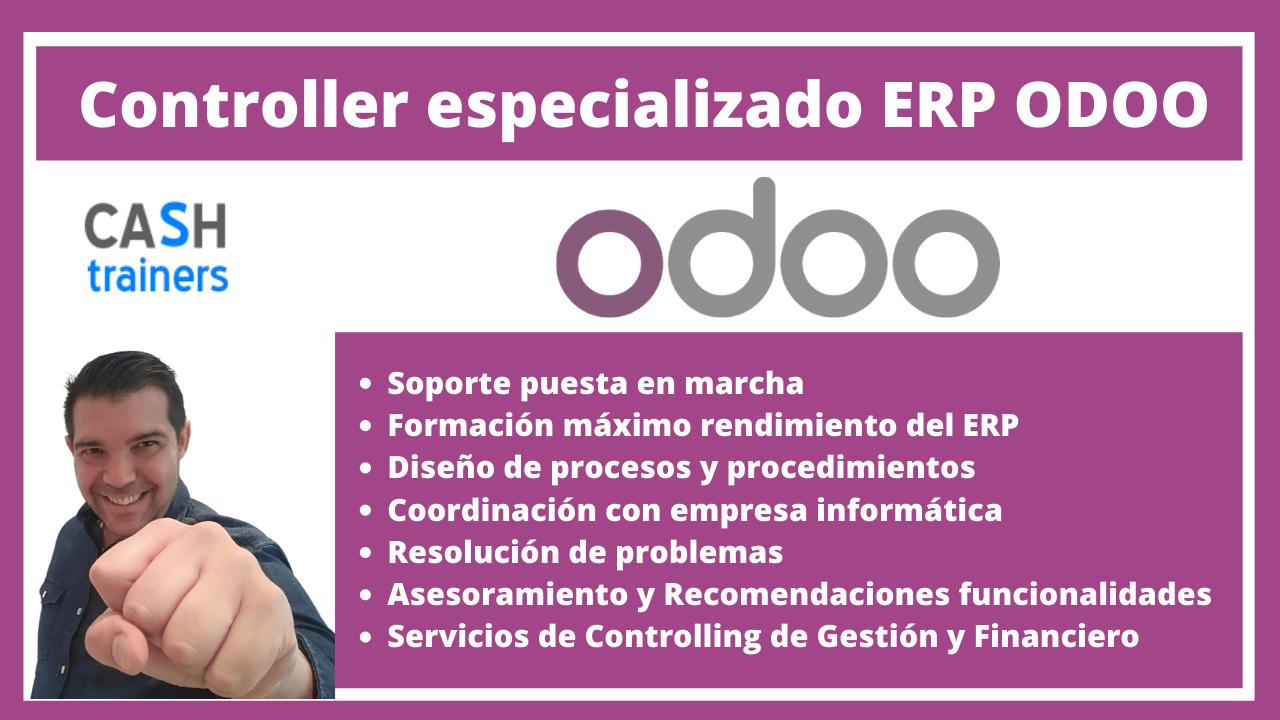 Controller ERP ODOO