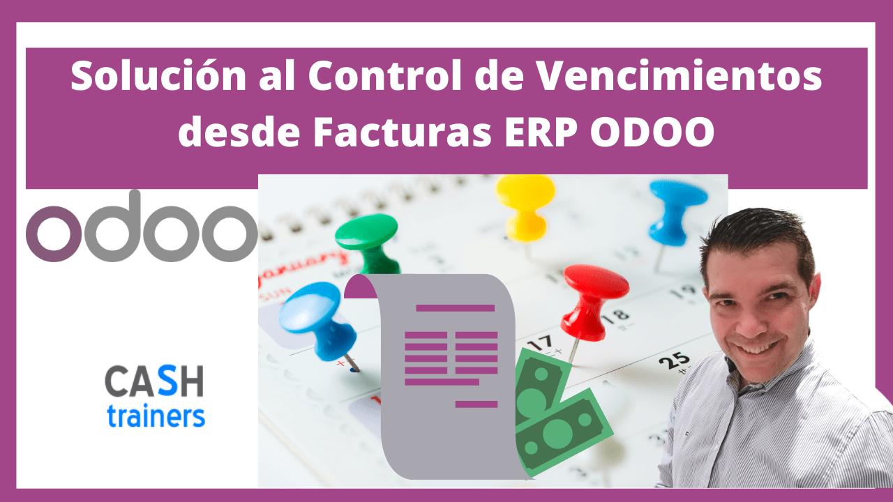 Solución Vencimientos Facturas ERP ODOO