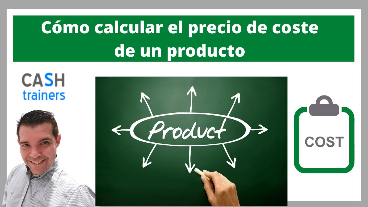 Cómo calcular el precio de coste de un producto