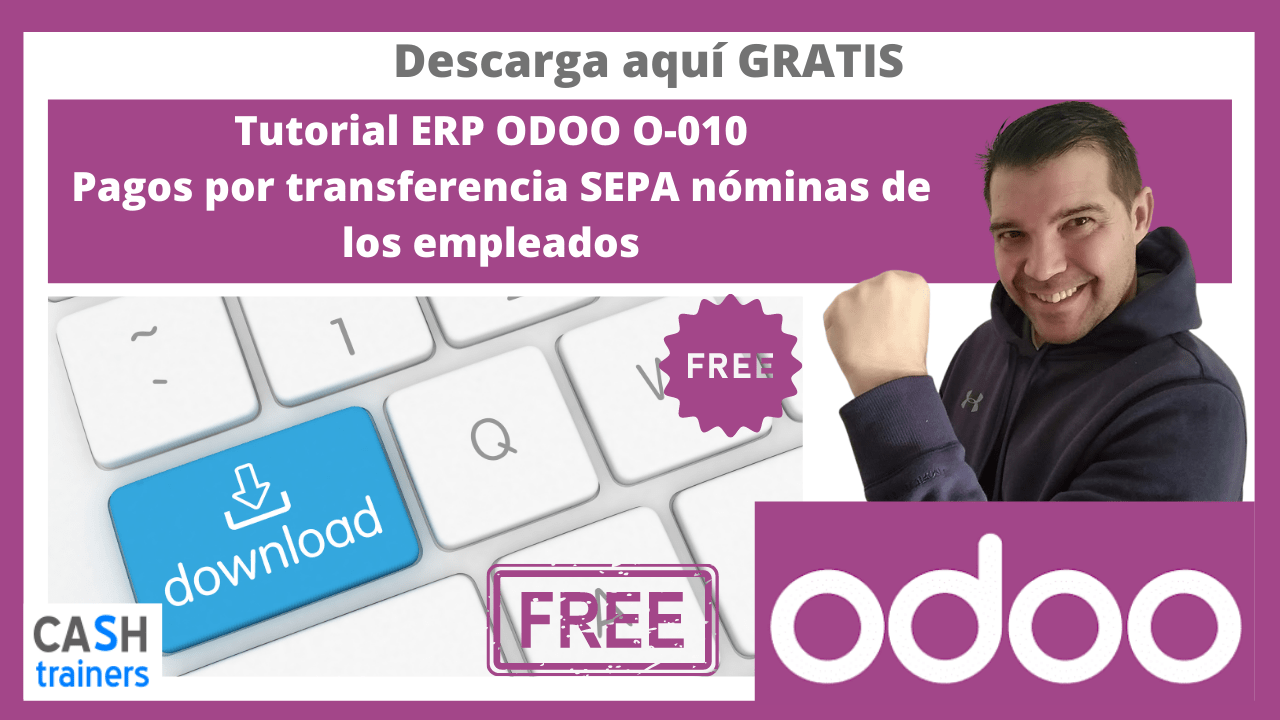 Tutoriales ERP ODOO